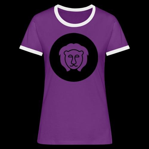 5nexx - Vrouwen contrastshirt