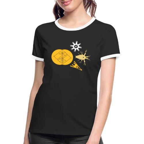 MorphoEvoDevo Special - Women's Ringer T-Shirt