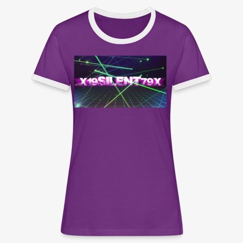 EB8BB481 5B11 483D 8DCD EDE72DF36DFD - Women's Ringer T-Shirt