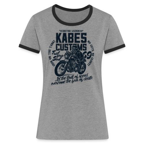 Fuel your Soul - Women's Ringer T-Shirt