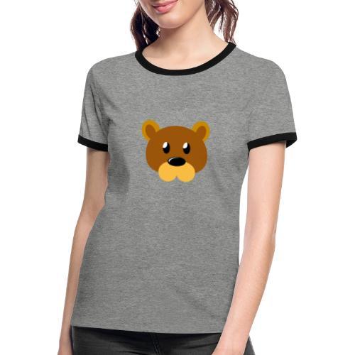 Teddy »Brumm« - Women's Ringer T-Shirt