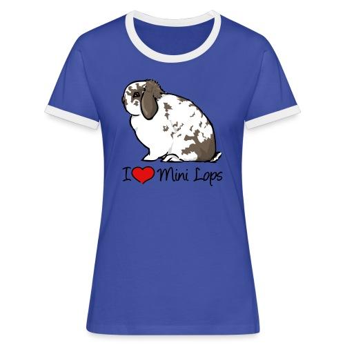 _minilopUK - Women's Ringer T-Shirt