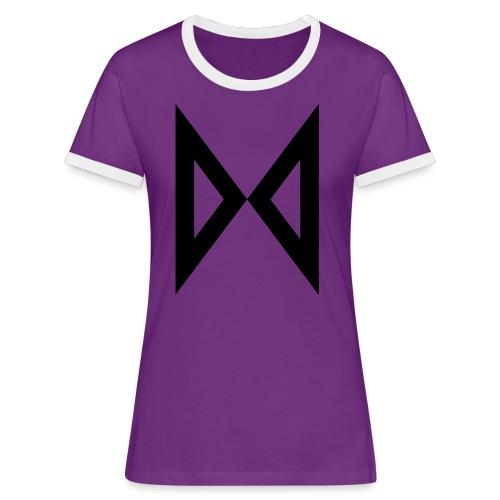 M - Women's Ringer T-Shirt