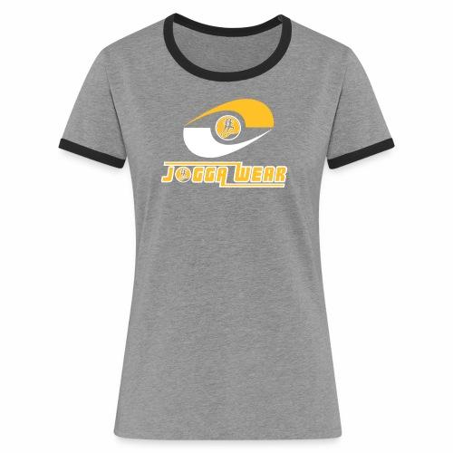 Joggawear Label Trademark - Women's Ringer T-Shirt
