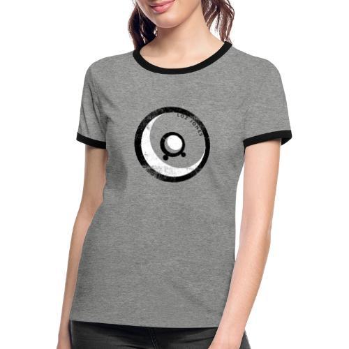 Loz Speaker Logo - Women's Ringer T-Shirt