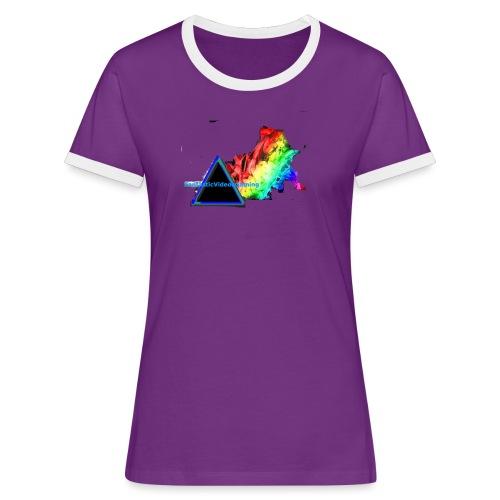 FantasticVideosMerch - Women's Ringer T-Shirt