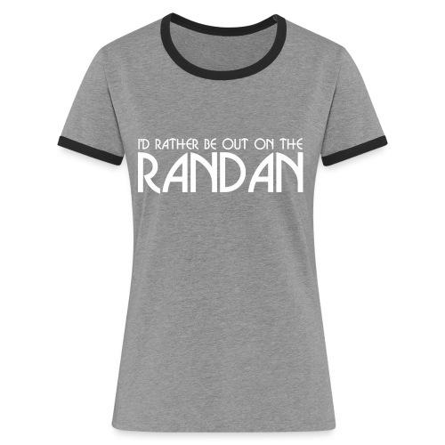 Randan - Women's Ringer T-Shirt