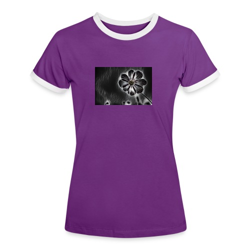 blackflower - Women's Ringer T-Shirt