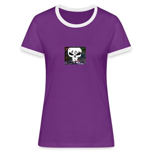 J'adore core - Vrouwen contrastshirt