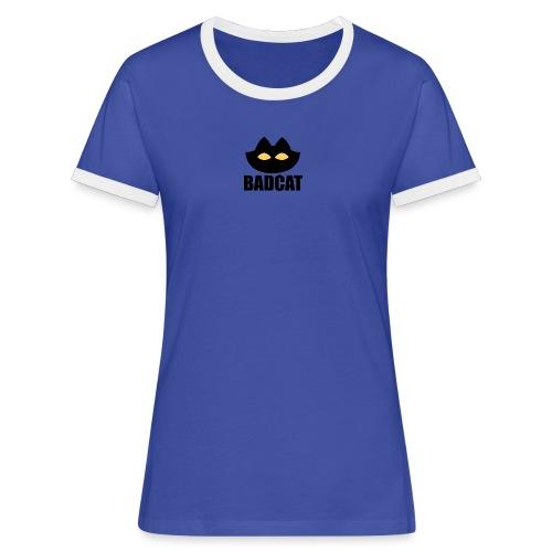 BADCAT - Vrouwen contrastshirt