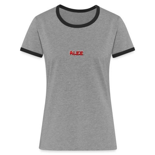 LOGO - Women's Ringer T-Shirt