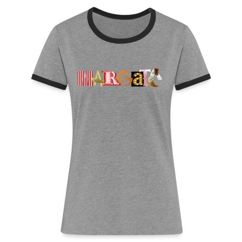 Margate Colours - Women's Ringer T-Shirt