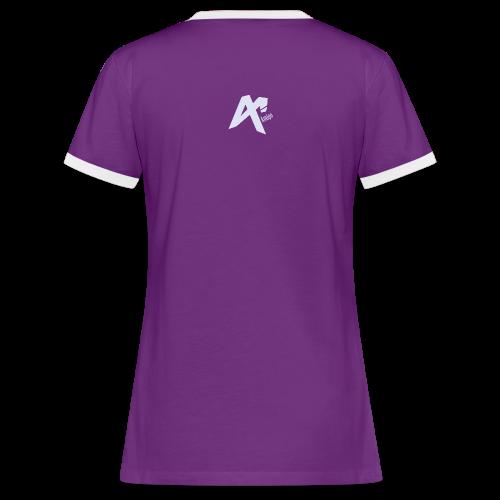 Logo Amigo - Women's Ringer T-Shirt