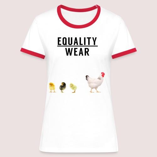 Small Chicken Edition - Women's Ringer T-Shirt