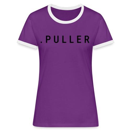 PULLER - Vrouwen contrastshirt
