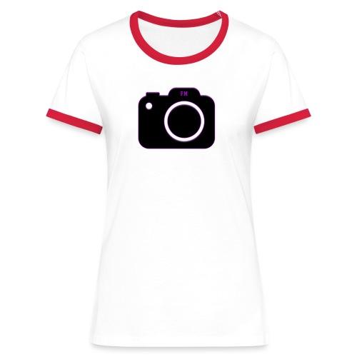 FM camera - Women's Ringer T-Shirt