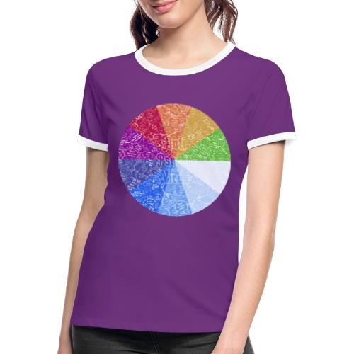 APV 10.1 - Women's Ringer T-Shirt