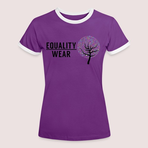 Musical Equality Edition - Women's Ringer T-Shirt
