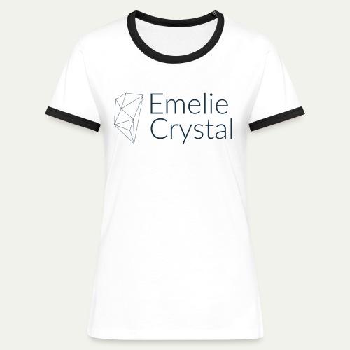 logo transparent background - Women's Ringer T-Shirt