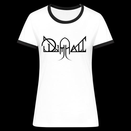 Dimhall Black - Women's Ringer T-Shirt