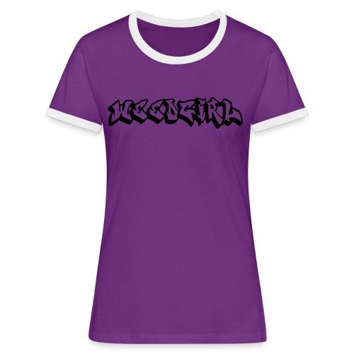 WEEDGIRL - Women's Ringer T-Shirt