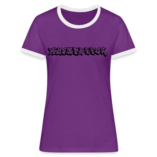 kUSHPAFFER - Women's Ringer T-Shirt