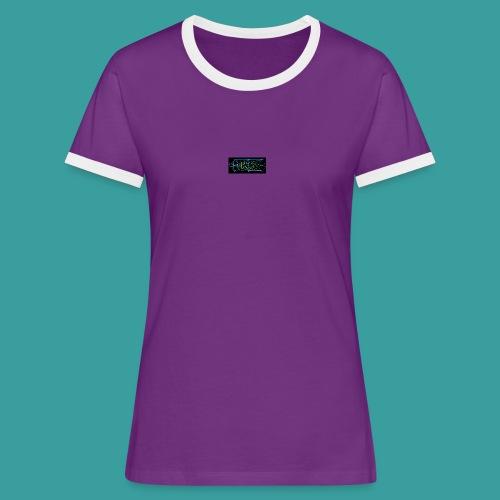 simmetria intelletuale - Maglietta Contrast da donna