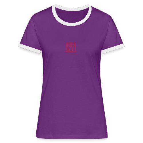 HDKI logo - Women's Ringer T-Shirt