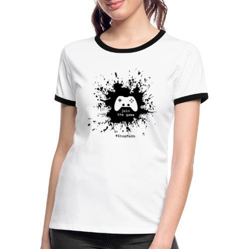 Join the game - Women's Ringer T-Shirt