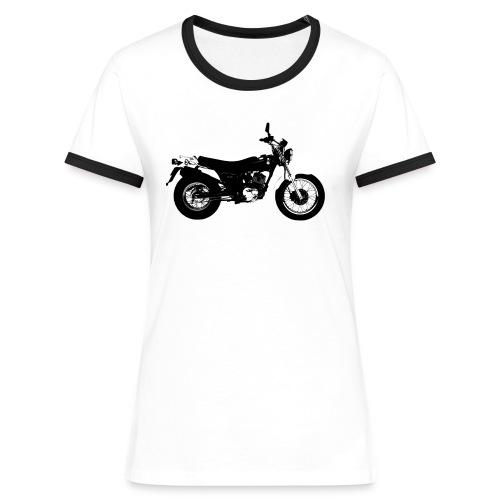 VanVan Rider - Women's Ringer T-Shirt