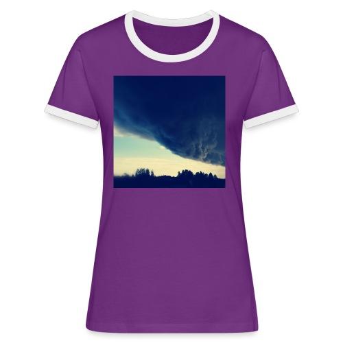 Be The Storm - Naisten kontrastipaita