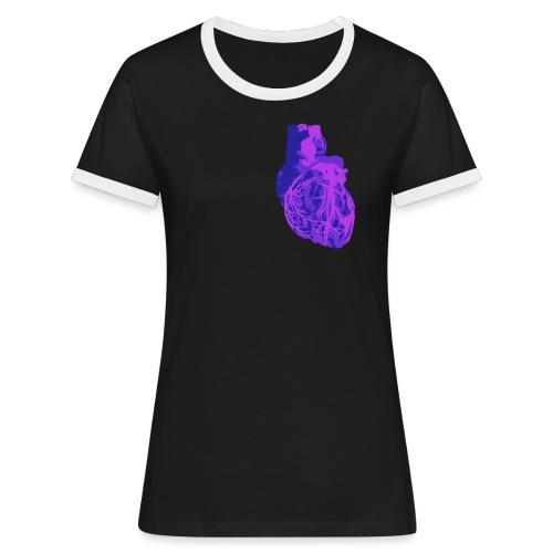 Neverland Heart - Women's Ringer T-Shirt