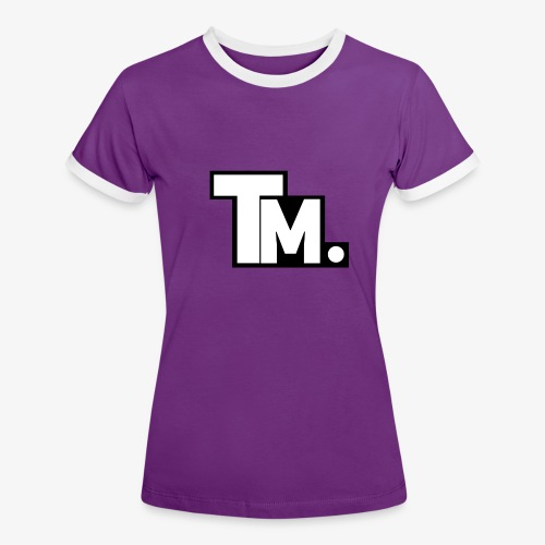 TM - TatyMaty Clothing - Women's Ringer T-Shirt