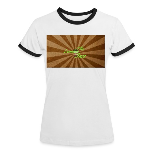 THELUMBERJACKS - Women's Ringer T-Shirt