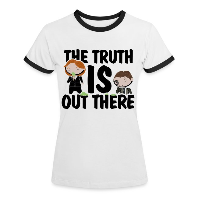x files the truth is out there