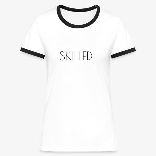 FOOTBALL FAN - Women's Ringer T-Shirt