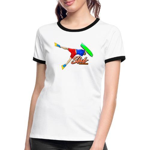MS Invert - Women's Ringer T-Shirt