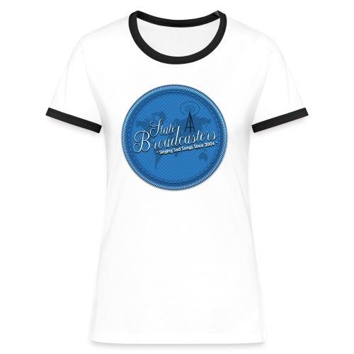 Singing Sad Songs Sing 2004 - Women's Ringer T-Shirt