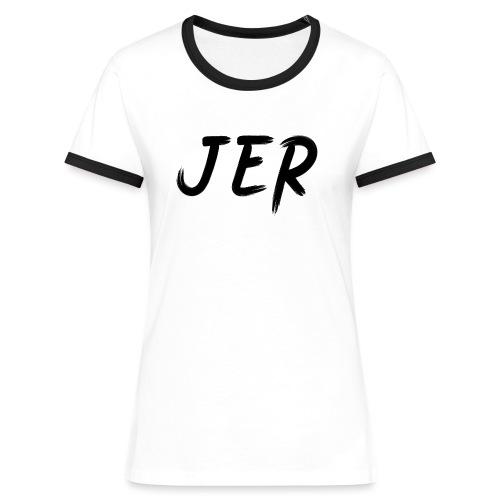 Design 1 - Vrouwen contrastshirt