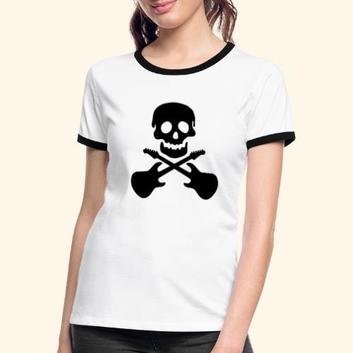 ANTI GEMA T-Shirt - Frauen Kontrast-T-Shirt