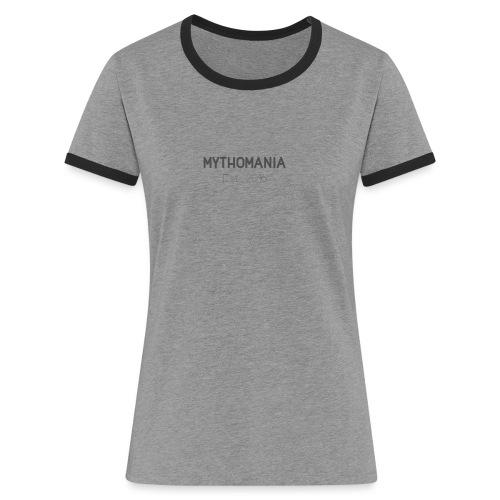 MYTHOMANIA - Vrouwen contrastshirt