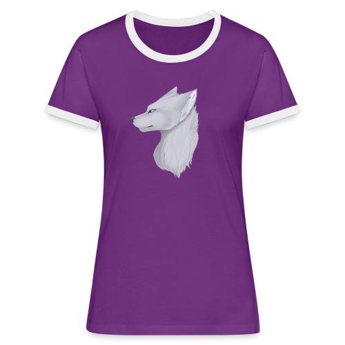Wolf Skin - Women's Ringer T-Shirt
