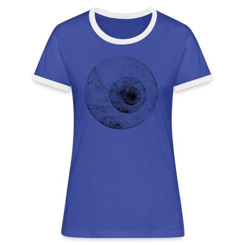 Eyedensity - Women's Ringer T-Shirt