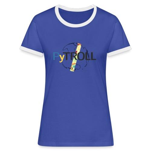 light logo spectral - Women's Ringer T-Shirt