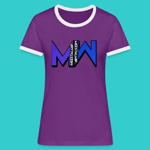 MeestalMip Hoodie - Men - Vrouwen contrastshirt