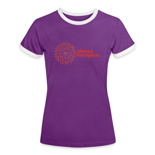 Altered Perception - Women's Ringer T-Shirt