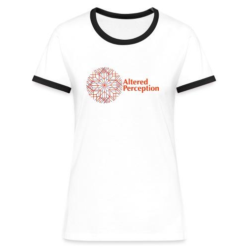 Altered Perception - Women's Ringer T-Shirt