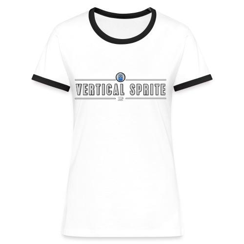 Vertical Sprite Portrait2 - Women's Ringer T-Shirt