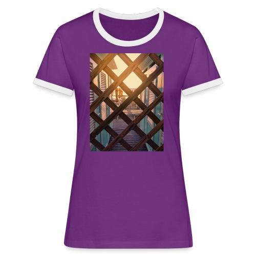 Beach - Women's Ringer T-Shirt