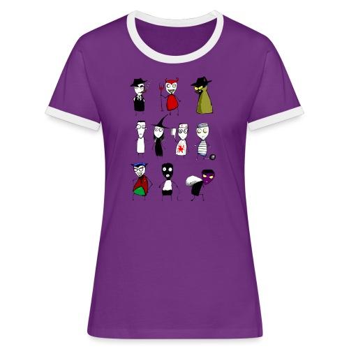 Bad to the bone - Women's Ringer T-Shirt